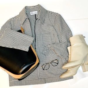 🖤SOLD🖤 REDValentino Checkered Jacket